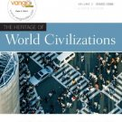 The Heritage of World Civilizations, Volume 2 Since 1500 8th ed by Craig 0136003222