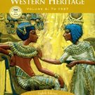 The Western Heritage, Volume A To 1527 8th edition by Donald Kagan 0131828657