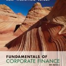 Fundamentals of Corporate Finance Standard 8th Edition by Stephen A. Ross 007353062X