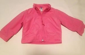 Babygap, Toddler Girls, Jacket, Size 2, Pink, Front Zipper