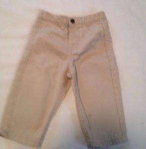 Infant Boys, Pants/Khaki, Size 12 months, front pockets