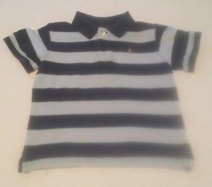 BabyGap, Toddler  Boys, Size 5, Blue Striped, Polo Shirt,