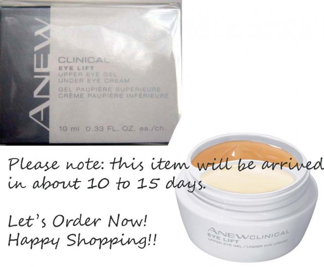"A Jar of ""ANEW CLINICAL Eye Lift"""