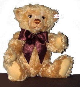 """Limited Edition. Collectible Steiff Bear """"Year 2000 Teddy Bear"""""""