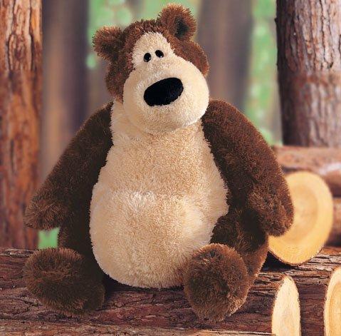 """Collectible GUND BEAR - 11"""" Goober Bear"""