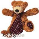 Big Tie Teddy Bear Plush Toy
