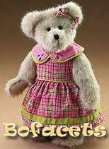 Collectible BOYDS BEAR - Kaylin Sugarmelon