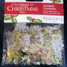 DECOR Celebrate It Christmas Party SILVERY CHRISTMAS CONFETTI