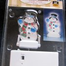 LEMAX YARD LIGHT SNOWMAN - Lighted Accessory