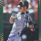 Luis Gonzalez Authentic Autographed Card - Great Autograph