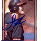 Jim Thome Authentic Autographed Card - Great Autograph
