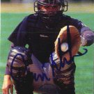 Dan Wilson Authentic Autographed Card - Great Autograph