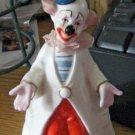 Super Cute Clown Music Box Figurine Plays Bring in the Clowns #400108
