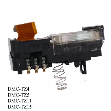Panasonic Lumix DMC-TZ5 DMC-TZ4 Flash Replacement