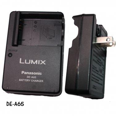 PANASONIC LUMIX DE-A65 Wall Charger for  DMC-ZS3 DMC-ZS8 DMC-ZS10 DMC-ZS25