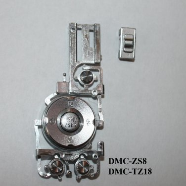 Panasonic Lumix DMC-ZS8 DMC-TZ18 Rear Buttons