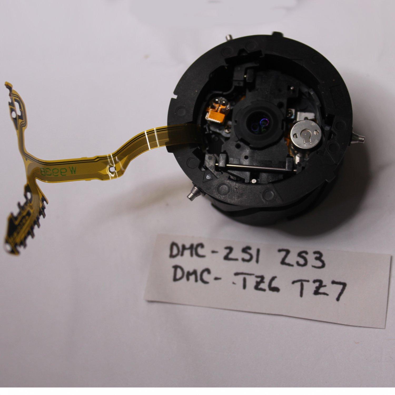 Panasonic Lumix DMC-ZS3 DMC-TZ7 DMC-ZS1 DMC-TZ6 Lens Iris Aperature