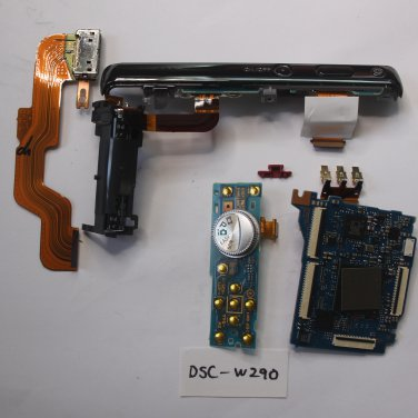 Sony DSC-W290 Main PCB System Board Kit SY-216