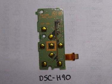 Sony DSC-H90 Rear Buttons PCB