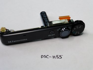 Sony DSC-H55 TOP Panel ASSY PCB