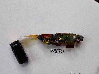 Sony DSC-WX70 TOP Panel ASSY PCB