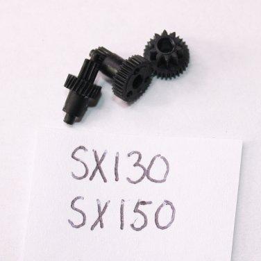 Canon SX130 SX150 Gear set