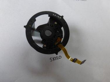 Canon SX120 Lens Tube Barrel 1 Lens Part
