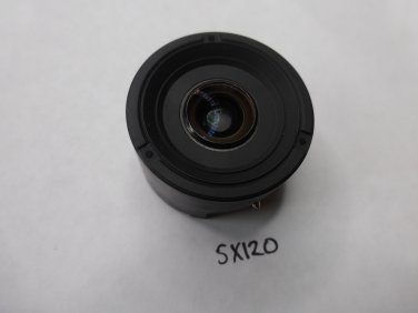 Canon SX120 Lens Tube Barrel 2 Lens Part