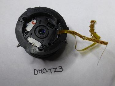 Panasonic Lumix DMC-TZ3 Lens Iris