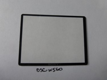 Sony DSC-W560 Window Plate