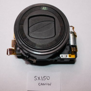 Canon SX130 Lens Replacement