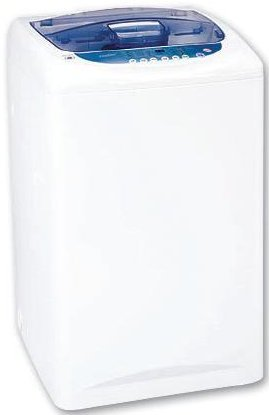 Haier XQB60-91BF 13.2 lbs. Hand Wash with Stainless Steel Tub