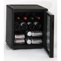 Haier HBCN02EBB 42 Cans/17 Wine Bottles