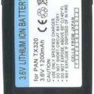 Panasonic Versio TX-320 Replacment Battery