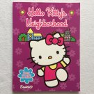 Hello Kitty's Neighborhood Coloring & Activity Book