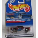 Surf n Fun Series '55 Chevy Mattel Hot Wheels 963 Die Cast