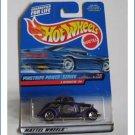 Pinstripe Power Series 3-Window '34 Mattel Hot Wheels 953 Die Cast