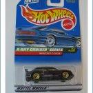 X-Ray Cruiser Series Mercedes C-Class Mattel Hot Wheels 945 Die Cast