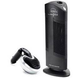 Ionic Pro Air Compact combo with Car Ionizer Air Purifiers