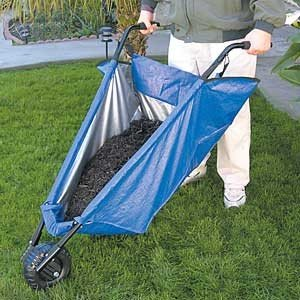 Folding Wheel Barrow As Seen On Tv