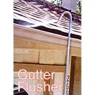 Gutter Flusher Rust-Proof Aluminum Telescoping Wand
