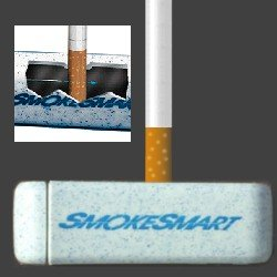Stop Smoking with Smoke Smart Single in Plastic Bag
