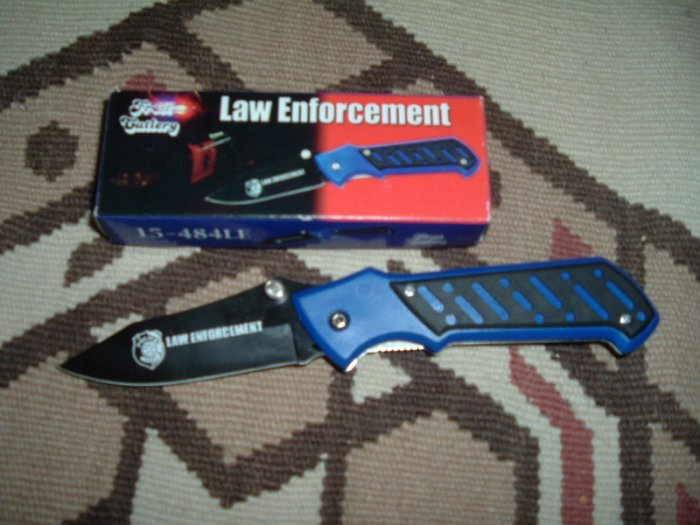 Frost Cutlery Knife Law Enforcement - 4 1/2""