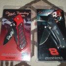 """Frost Cutlery Knife Dale Earnhardt Sr. - 4 1/2"""""""