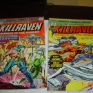 "Amazing Adventures ""Killraven"" No.29 and No.30"