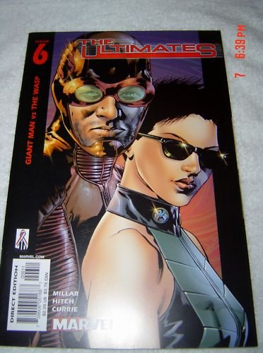 """The Ultimates """"Giant Man vs The Wasp,""""Mint Condition"""""""