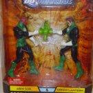 DC Universe,Green Lantern and Abin Sur