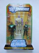 Justice League Unlimited,Green Lantern,Despro,KatmaTui