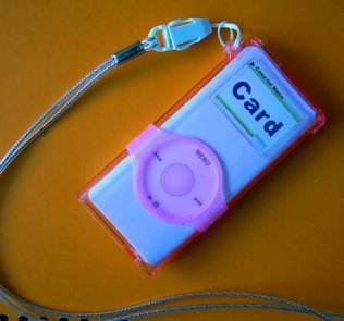 Crystal Case for Ipod Nano ICH-01N