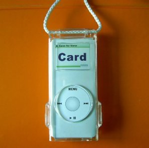Crystal Case for Ipod Nano ICH-02N